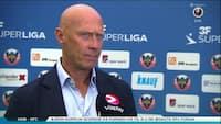 Utilfreds Peter Sørensen: 'Det er en vanskelig kamp at spille'