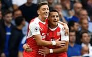 Wenger kapitulerer: Vi kan sige farvel til BÅDE Özil og Sanchez