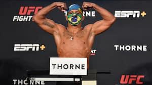 UFC-stjerne testet positiv for covid-19 - ude af storkamp næste lørdag