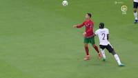 EM-minder: Da Ronaldo gjorde Rüdiger hamrende forvirret
