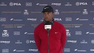 Tiger Woods efter årets første major: Jeg viste jeg var kompetitiv