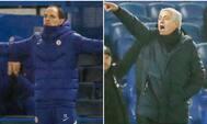 Mourinho driller Tuchel: 'Det er ikke svært at træne Chelsea'