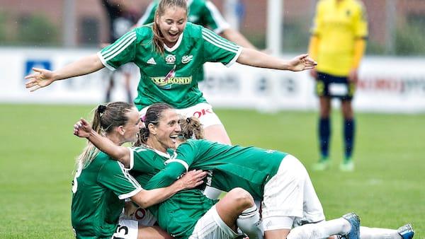 Nyt pokal-nederlag til Brøndby: Fortuna Hjørring vinder kvindernes finale