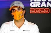 Sainz om Ferrari-skifte: 'Det har været lidt irriterende'