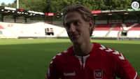 Mucolli efter Panenka-scoring: 'Måtte skubbe Kjartan fra sparket - havde drømt om den scoring i nat'