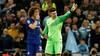 Chelsea-manager overvejer at bænke ulydig målmand