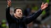 'Vi blev nødt til det, ellers ville vi blive kørt over': Simeone om taktikken i sejr over Liverpool