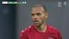 Neeej! Braithwaite header på mål - overliggeren redder Belgien