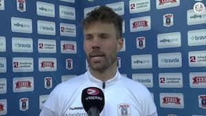 Patrick M. efter AGF-sejr: 'Her var vi stærke mod FC Nordsjælland'