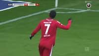 Mainz overrasker Gladbach - se målet her!