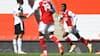 Arsenal snupper point med 1-1-scoring efter 96 minutter - se højdepunkterne