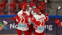 Vild målfest: Danmark slår Sydkorea 11-1 i OL-kvalkamp