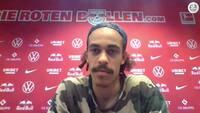 Yussuf Poulsen glæder sig til at spille for Hjulmand: 'Alt hvad man hører om ham er rigtig positivt'