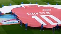 Nyt fra Inter: Eriksen har det godt og er i god form