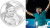 Ikonet Federer får sin egen mønt i Schweiz