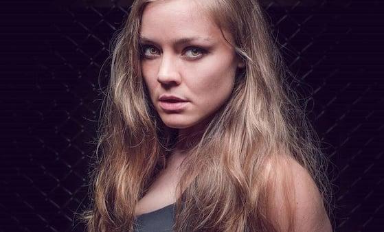 Anna Elmose får solid placering til UFC Rotterdam