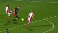 Viborg får klart straffe efter VAR-tjek - Bonde scorer sikkert
