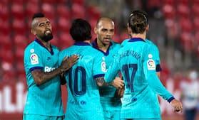 Braithwaite om Barcelona-debutmål: 'Det er kun begyndelsen'
