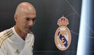 Luna om rygter: 'Han bliver nævnt som mulig Zidane-afløser i Real'