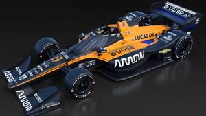 McLaren præsenterer ny fed IndyCar-racer til 2020 sæsonen