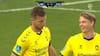 4-1 til Brøndby: Kombinerer sig ud af forsvaret, Hedlund spurter frem, Wilczek gør arbejdet færdigt