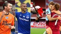 17 mål i 4 kampe: Se alle onsdagens scoringer i Premier League her