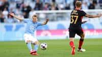 Rieks sender Malmö FF mod sejr over Rangers i CL-kvalifikation