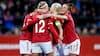 Sen målhøst sikrer komfortabel dansk sejr i EM-kval