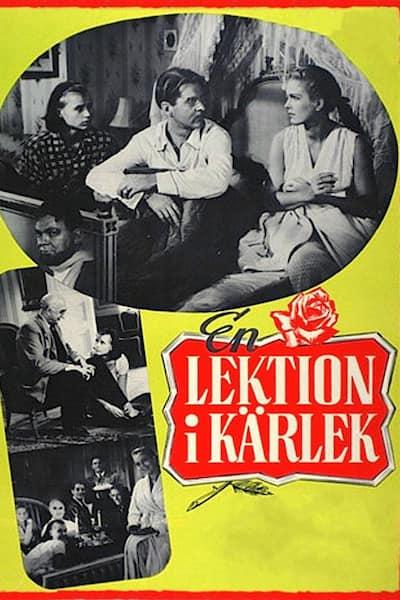 en-lektion-i-karlek-1954