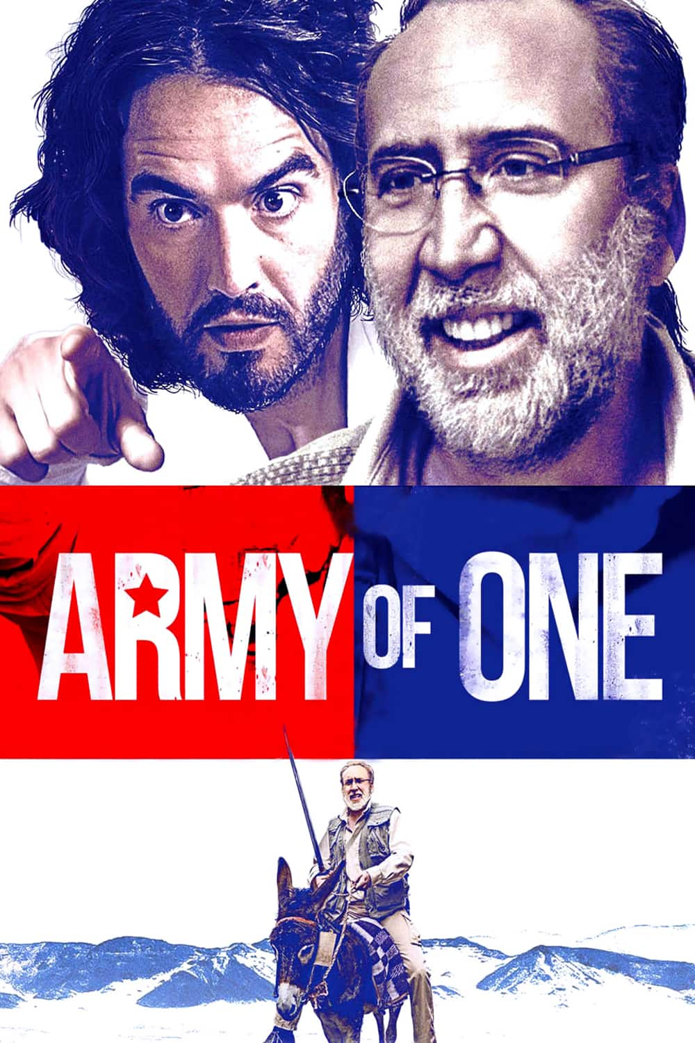 Army of One Film online på Viaplay.no