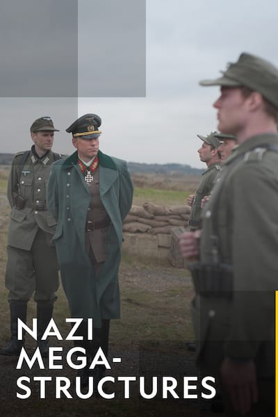 nazi-megastructures