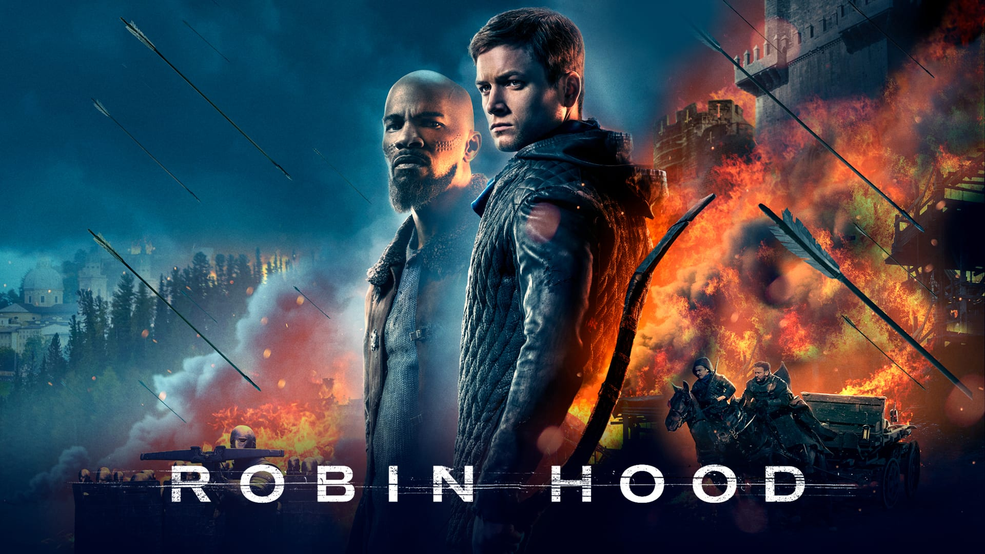Oversikt over de nyeste filmene og seriene på Netflix