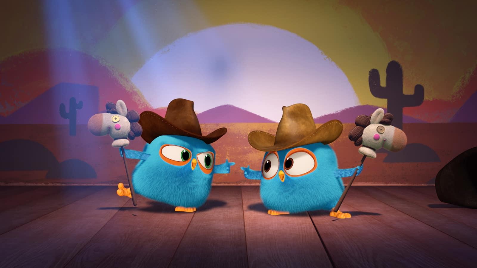 Angry Birds Blues - Sesong 1 - Episode 30 - TV-serien på