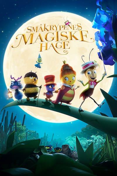Småkrypenes magiske hage - Film online på Viaplay