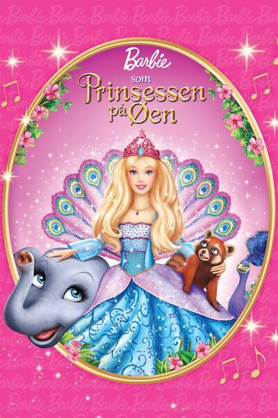 barbie-som-prinsessen-pa-oen-2007
