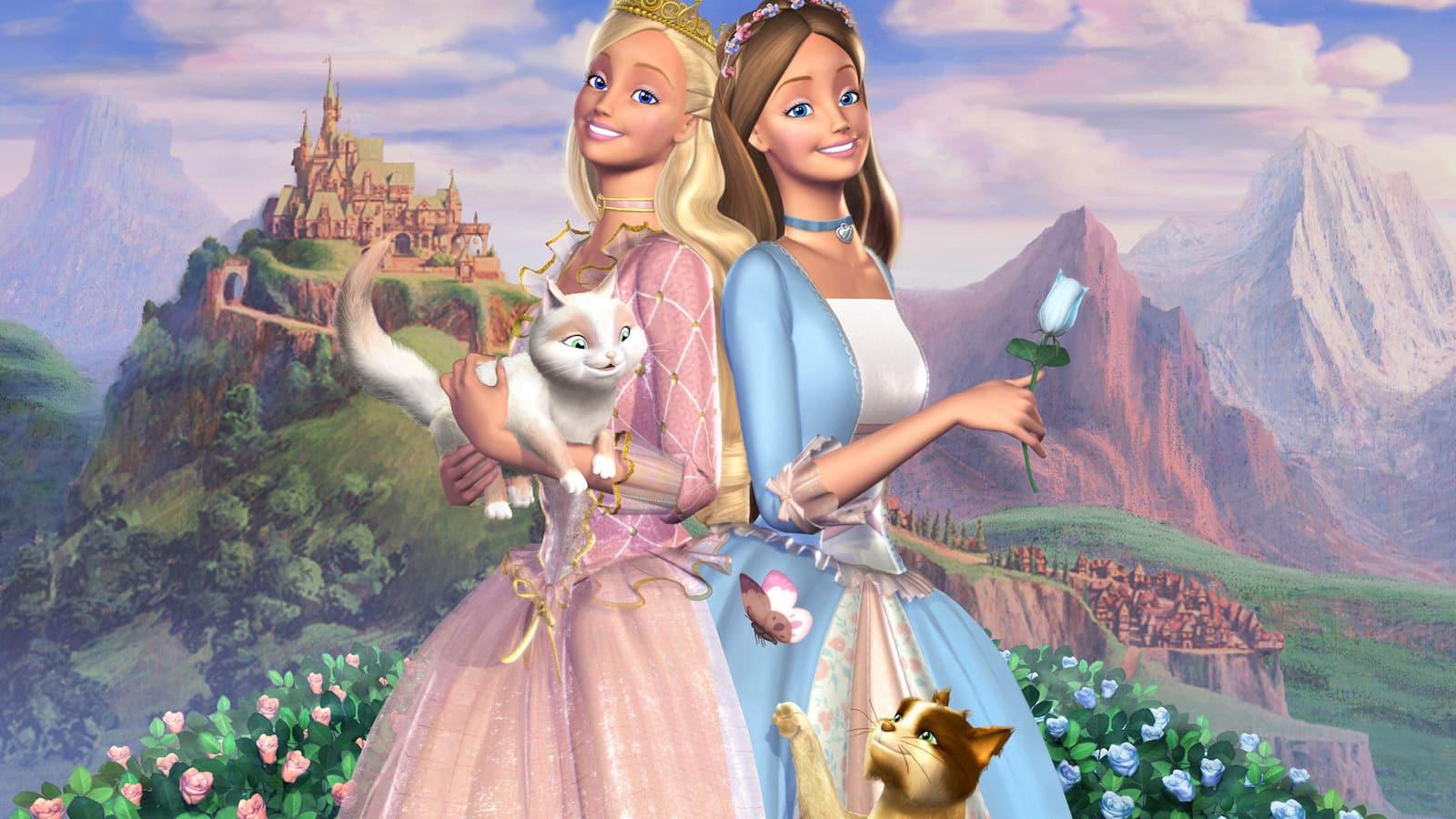 barbie-som-prinsessan-och-tiggarflickan-2004