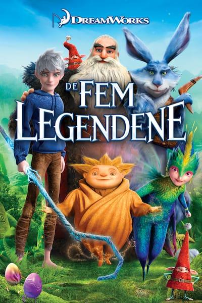 de-fem-legendene-2012