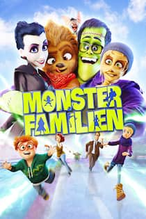 Monsterfamilien - Film online på Viaplay.no