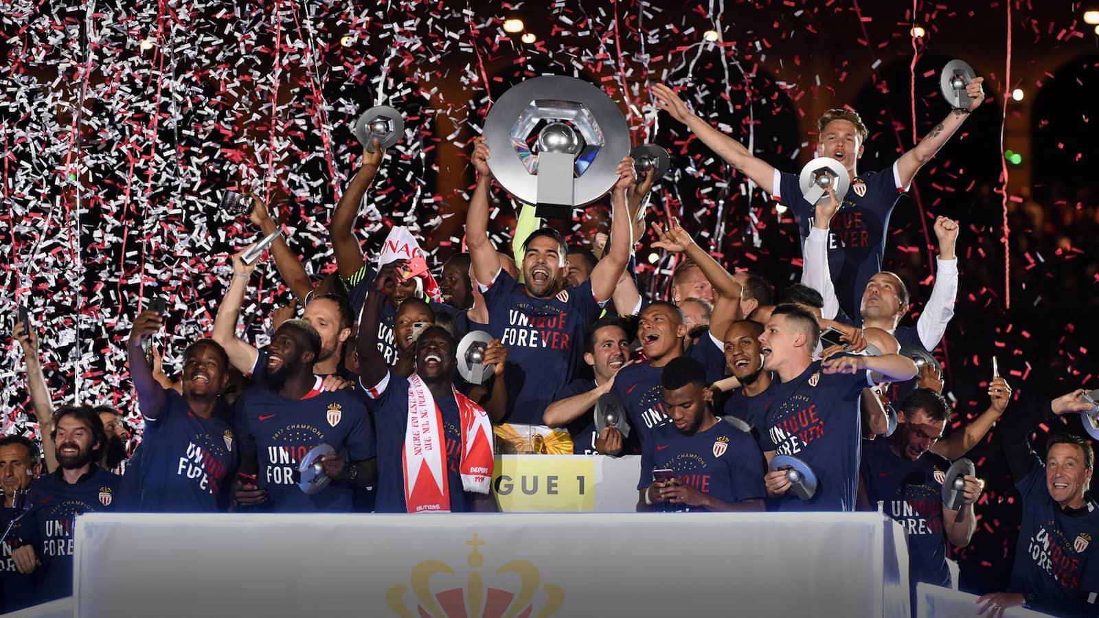 premium selection c59ce 7ef08 Ligue 1, Fodbold - live streaming på Viaplay.dk