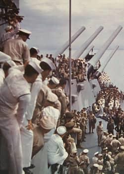 2. verdenskrig i farver