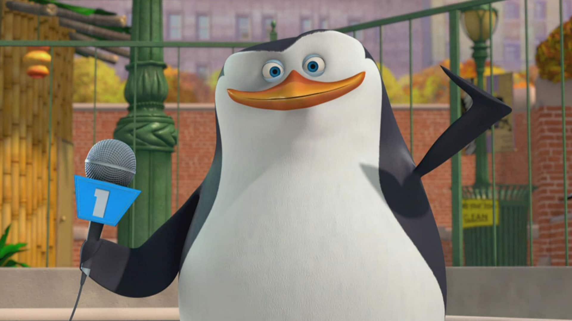 Pingvinerna fran madagaskar