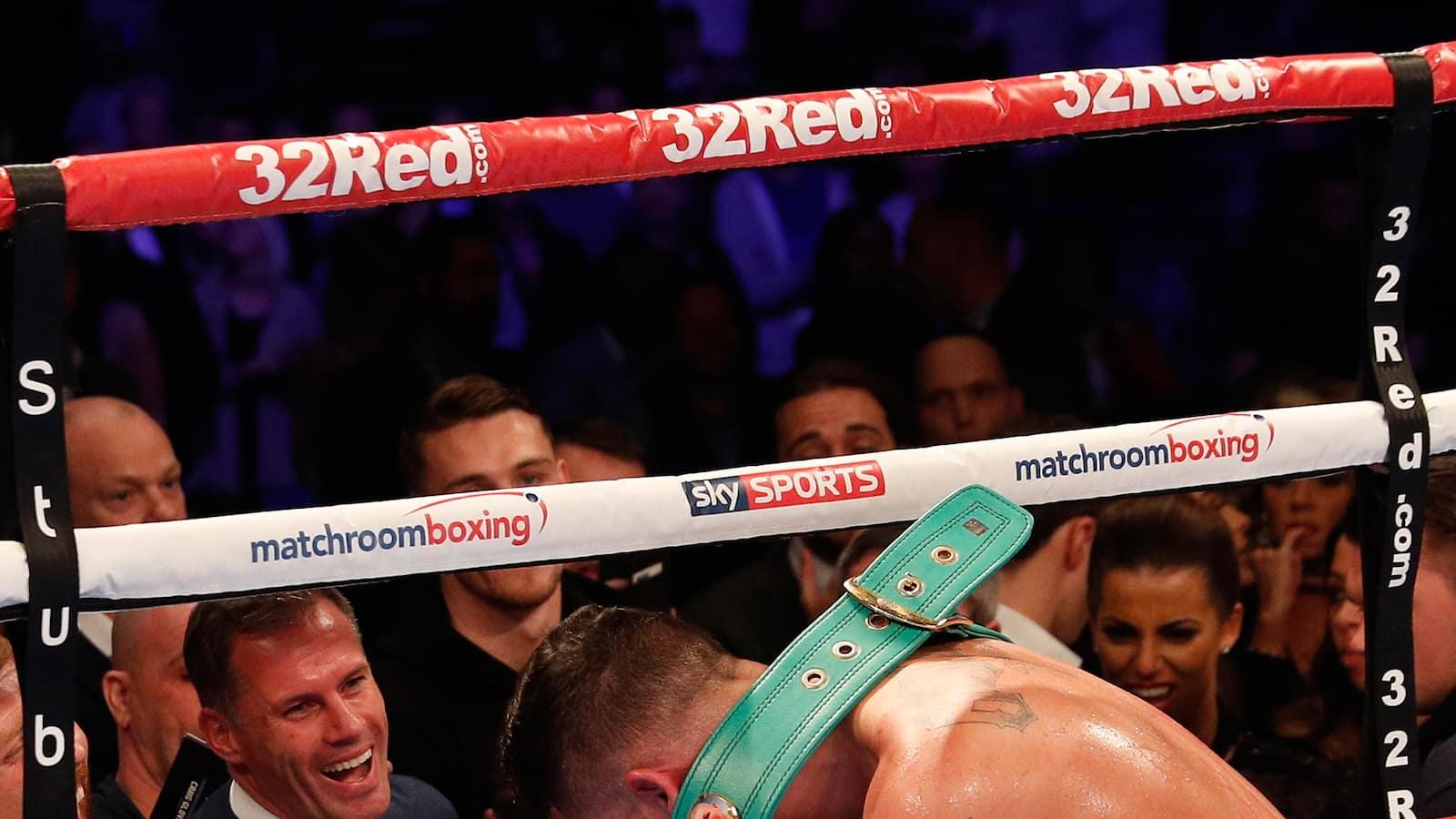 boksning/matchroom-boxing