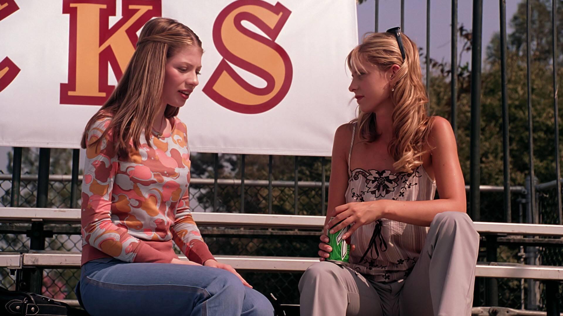 När gör Spike och Buffy börja dejta