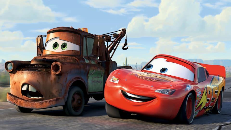 DreamWorks se hará cargo del reboot de Cars,