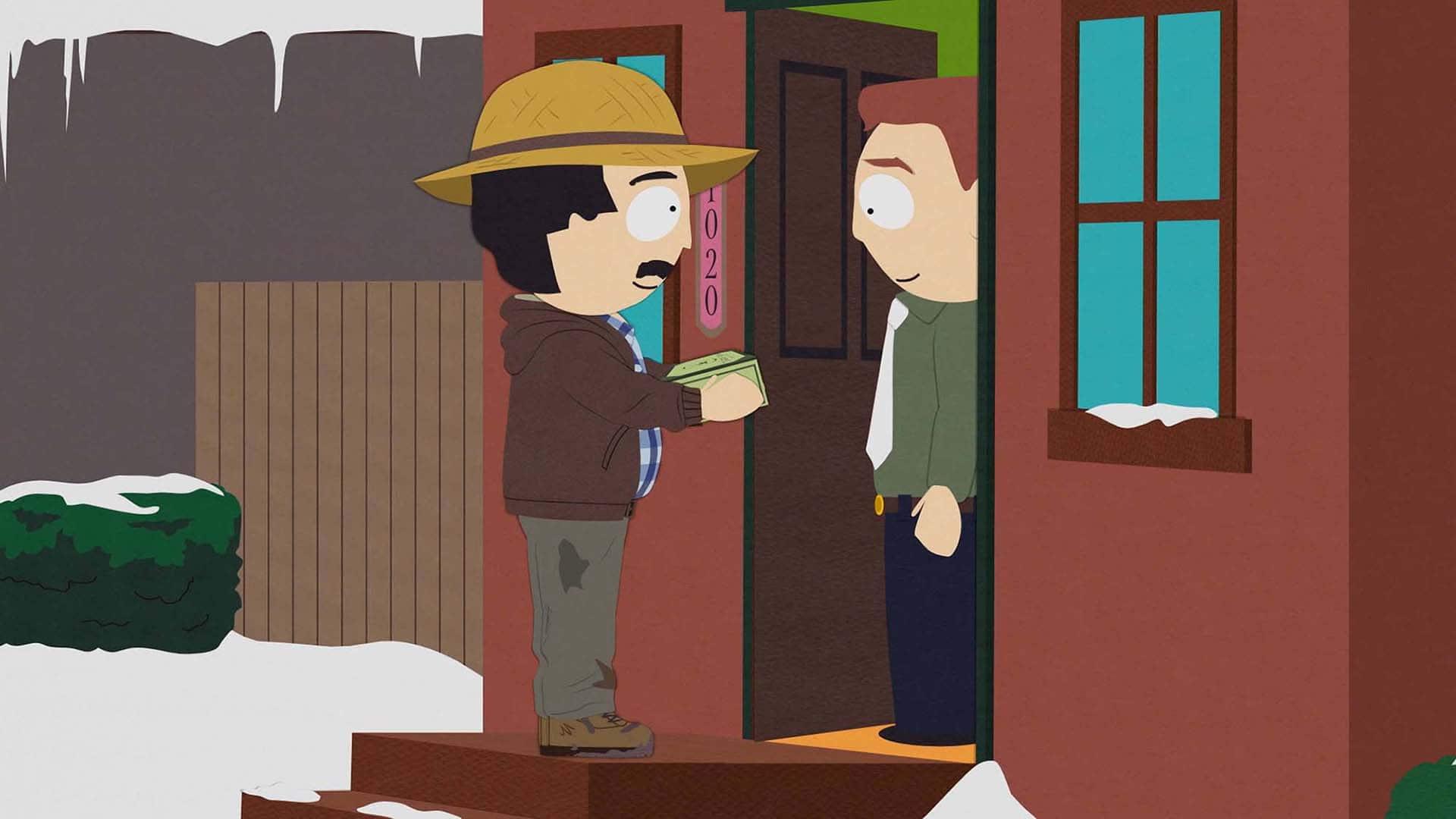 South Park Sesong 5 Episode 13 TV serien på nettet