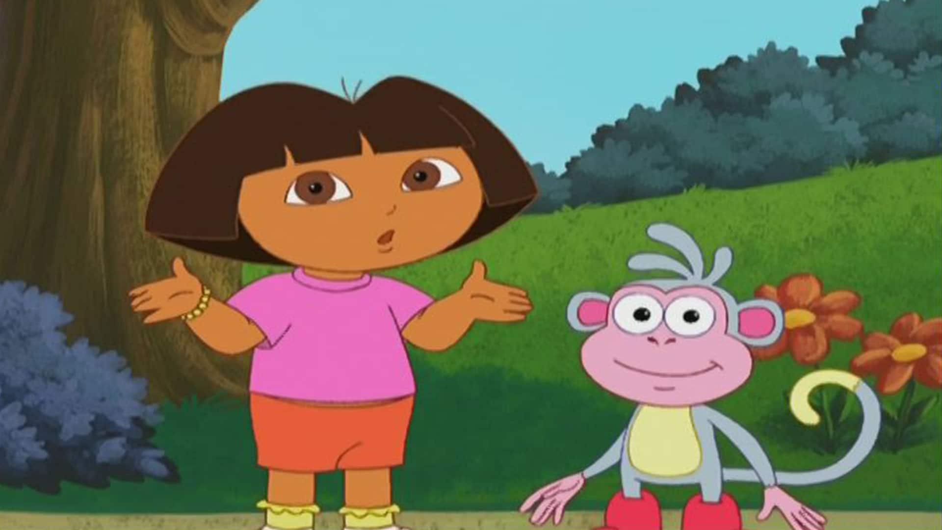 Dora utforskaren : Doras ryggsäck   Bokbörsen