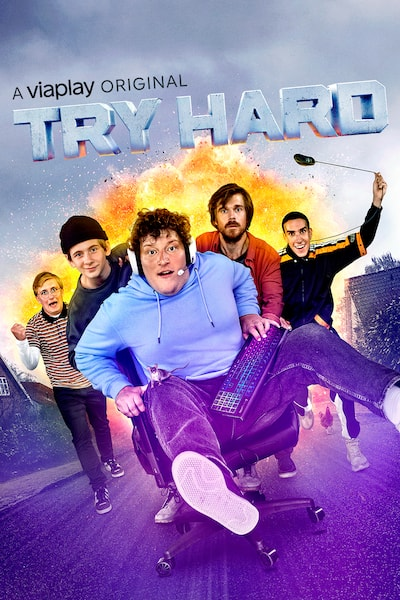 try-hard