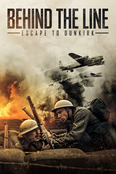 behind-the-line-escape-to-dunkirk-2020