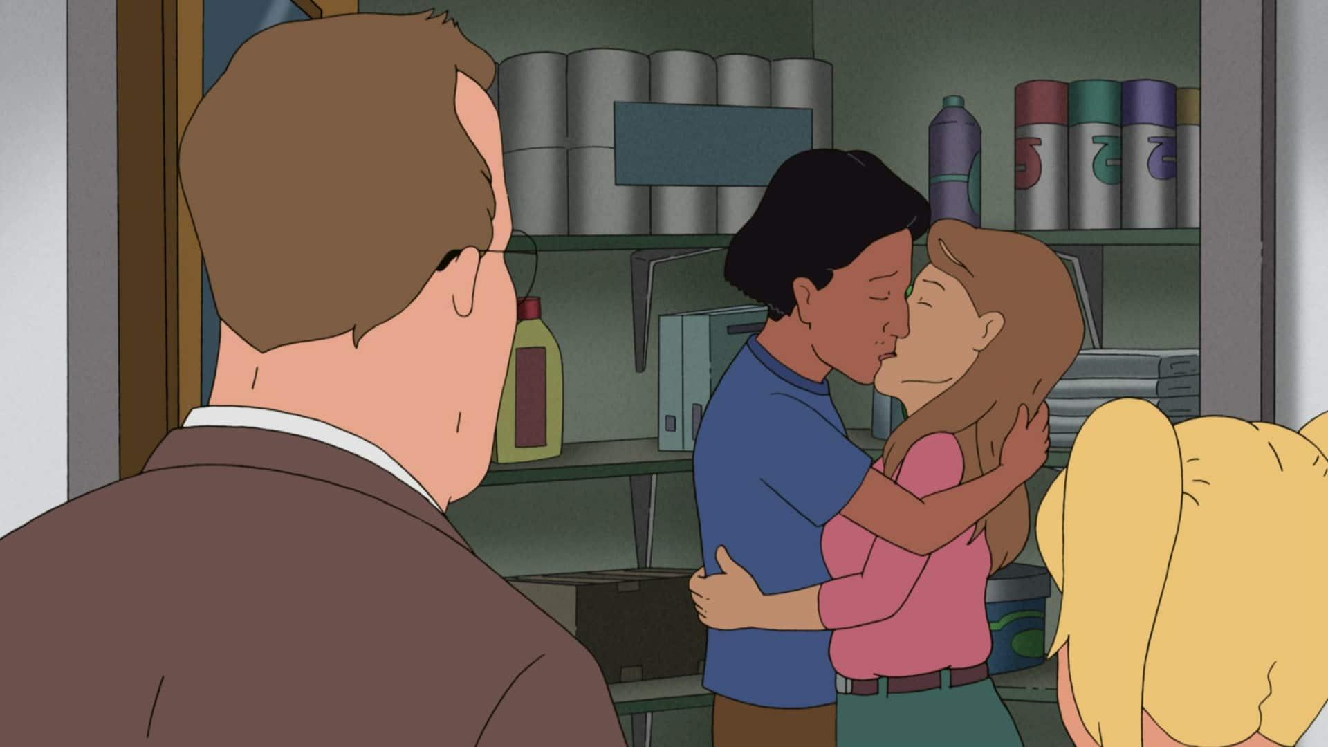 Dejting och kyssas spel online