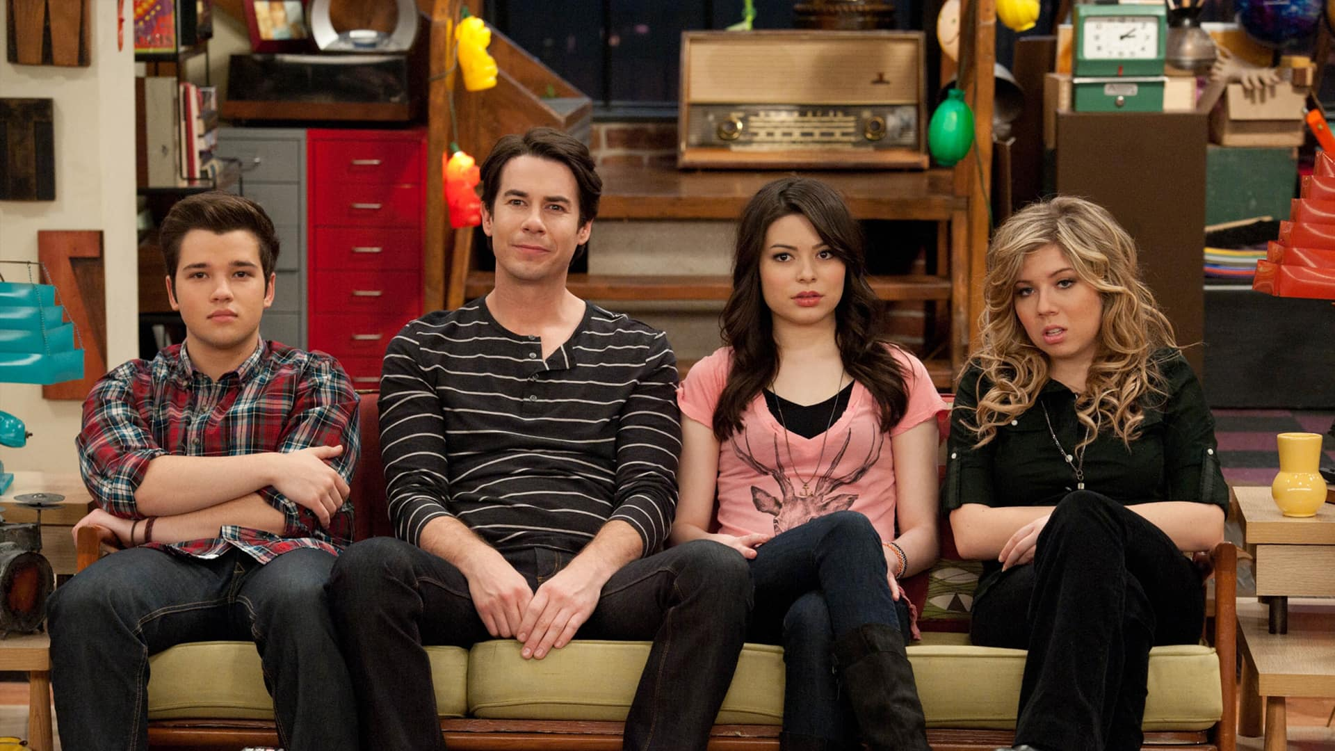 Sam från iCarly dating svart kille